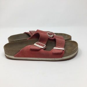 Birkenstock Softbed Sandals. Size 40 L9/M7.